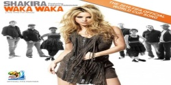 Shakira et Freshlygrounds - Waka Waka, Time for Africa