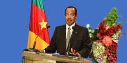 2014 : Le message de fin d'ann�e de Paul Biya