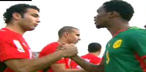 CAN 2008 : Cameroun - Egypte 1er tour