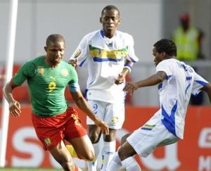 Eto'o et ses coéquipiers butent sur le Gabon