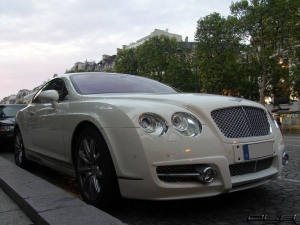 Une Bentley GT63
