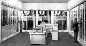 Histoire de l 39 informatique de 1946 nos jours - Invention premier ordinateur ...