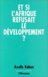 Le livre d'Axelle Kabou