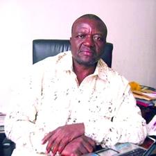 Pius Njawe, directeur de publication du journal Le Messager