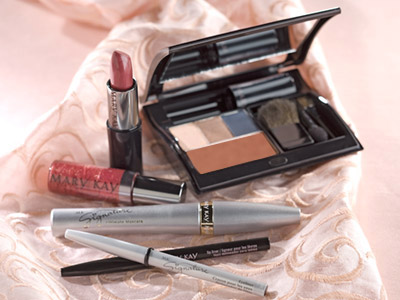 Maquillage Mary Kay