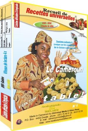 Florence liz eyengue pr sente le cameroun culinaire - Cuisine africaine camerounaise ...