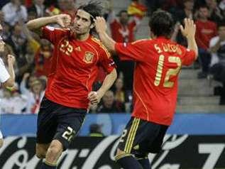 L'Espagne a assuré jusqu'au bout