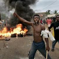 L'ordre avait �t� r�tabli lors des �meutes qui ont touch� le Cameroun en f�vrier 2008
