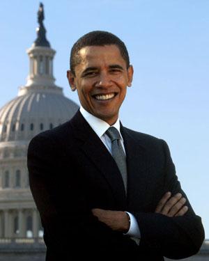 Barack Obama 44e président des Etats-Unis !