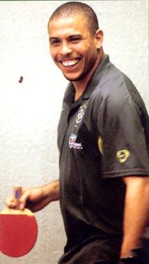 En tête dans les années 98, Ronaldo n'a pas résisté à la fulgurance du phénomène Beckham