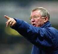 """""""Sir"""" Alex Ferguson a r�trograd� d'un rang"""
