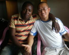 Marcellin et son fournisseur chinois