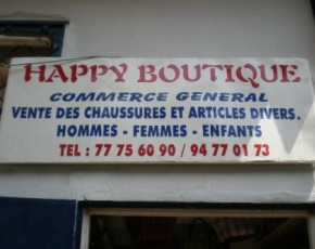 La boutique de Marcellin