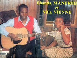 Ebanda Manfred et Villa Vienne, couple et duo musical