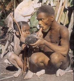 Les pygmées, habitants historiques du Cameroun