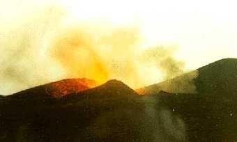 """Le mont Cameroun, baptisé """"char des dieux"""" par un chef carthaginois"""