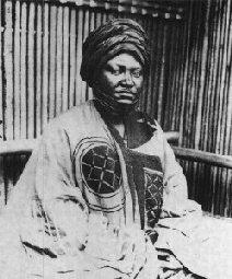 Le sultan Njoya