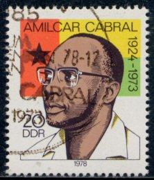 Timbre à l'effigie de Cabral
